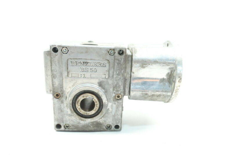 Benzlers BS50 Worm Gear