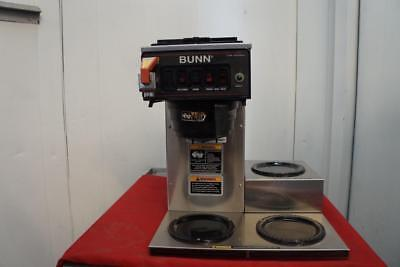 Bunn Coffee Brewer With 3 Warmers