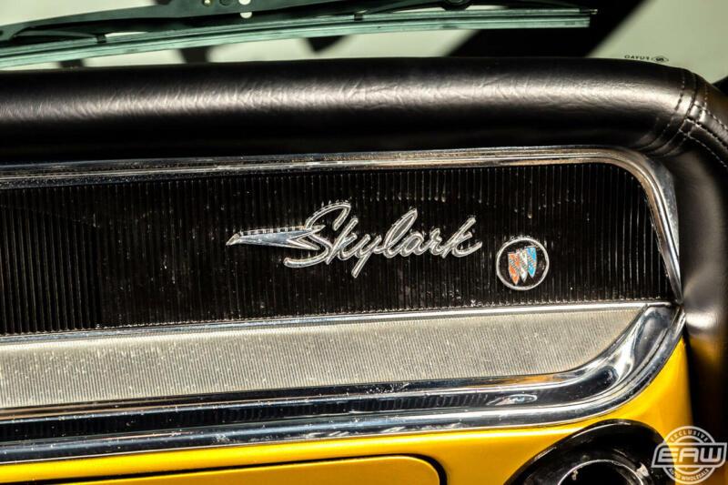 Image 13 Voiture American classic Buick Skylark 1966