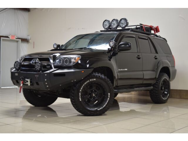 Custom Lifted Toyota 4runner Sr5 Sport Edition 4wd V8 4 7l Tow Cntr
