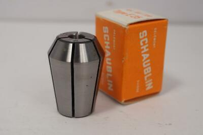 New Schaublin E-25 7mm Collet For Emco Maximat Mill Or Lathe. Swiss Made