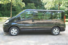 Renault Trafic II 2.0 dCi Test