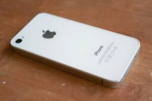 iphone 4S Excellent Condition 32gb East Cannington Canning Area Preview