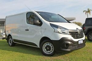 2019 Renault Trafic X82 Trader Life Low Roof SWB White 6 Speed Manual Van Wangara Wanneroo Area Preview