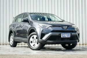 2016 Toyota RAV4 ZSA42R GX 2WD Grey 7 Speed Constant Variable Wagon Canning Vale Canning Area Preview