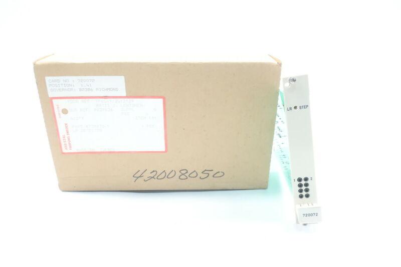 Abb 720072 AK 25005 K1 Pcb Circuit Board