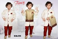 All kids clothing saewala dress Sherwani kurta Achkan Indoweston