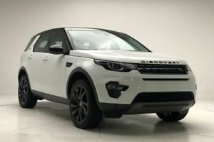 2016 Land Rover Discovery Sport L550 17MY HSE White 9 Speed Sports Automatic Wagon