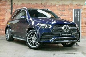 2020 Mercedes-Benz GLE-Class V167 800+050MY GLE300 d 9G-Tronic 4MATIC Blue 9 Speed Sports Automatic Mulgrave Monash Area Preview