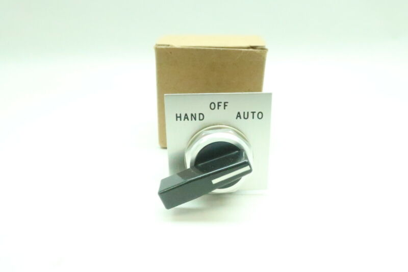 01709876-118 Selector Switch 3 Pos