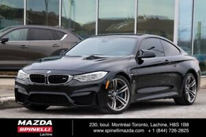 2015 BMW M4 COUPE FULLY OPTIONED BMW M4 COUPE MANUAL BACK UP C