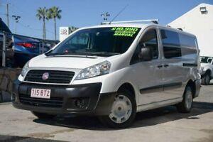 2014 Fiat Scudo Low Roof LWB White 6 Speed Manual Van