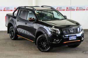 2020 Nissan Navara D23 S4 MY20 N-TREK Black 7 Speed Sports Automatic Utility Myaree Melville Area Preview