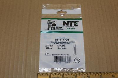 Nte Nte159 T-pnp Audio To Vhf Switch Ecg159 Ge-82 Sk3466
