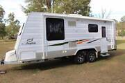 AllStar Caravan Hire - Jayco Starcraft Outback van for hire only Rochedale Brisbane South East Preview