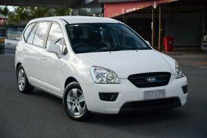 2009 Kia Rondo UN LX White 5 Speed Manual Wagon Nundah Brisbane North East Preview