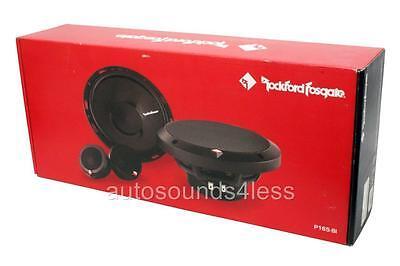 Rockford Fosgate P165-SI 120 W 6.5