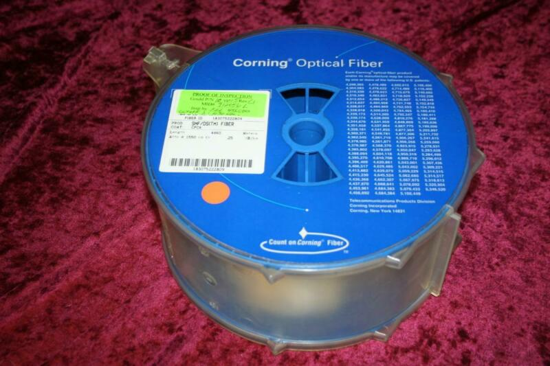 Corning Optical Fiber SMF/DS(TM) Coat CPC6 Length 4458-4460 M
