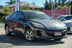 2013 Mazda 3 BL10F2 MY13 Neo Grey 6 Speed Manual Sedan