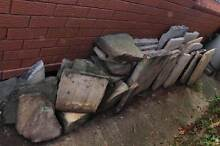 Sandstone pieces Lansvale Liverpool Area Preview