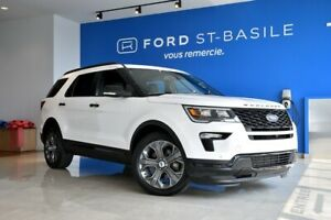 2018 Ford Explorer Sport+ TOIT PANORAMIQUE+ GPS+ MAGS 20''+++ No