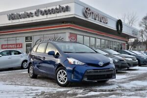 2015 Toyota Prius v CUIR,MAGS+GPS!!!!!!