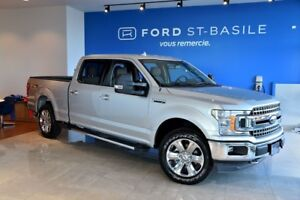 2018 Ford F150 XLT SuperCrew 302A XTR / 20 pouces Winter tires i