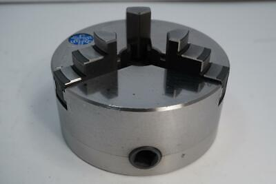 Nos Sca Sweden Precision 4 3 Jaw Lathe Chuck For Schaublin 102 Aciera Mill