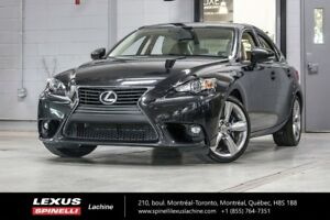 2015 Lexus IS 350 PREMIUM AWD; CUIR TOIT CAMERA LEGENDARY 3.5L -