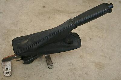 BMW E36 Z3 318 323 325 328 M3 All 3 Series Handbrake Emergency Brake Leather