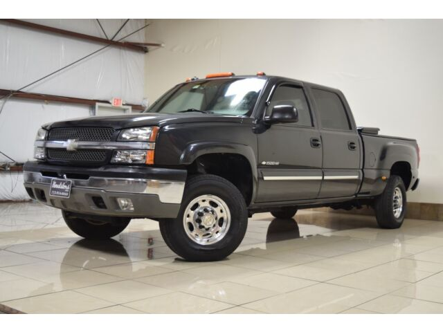 2003 chevy silverado 1500hd ls quadrasteer bose sound system used chevrolet silverado 1500 for. Black Bedroom Furniture Sets. Home Design Ideas