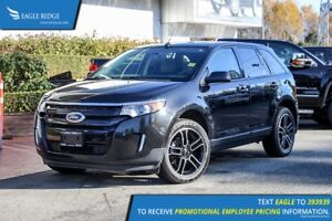 2014 Ford Edge SEL Navigation, Leather, Sunroof