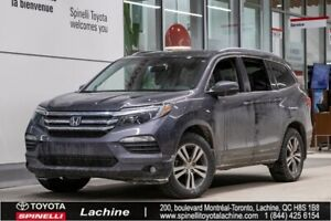2017 Honda Pilot EX-L (AWD) FULLY EQUIPPED! GPS! CAMERA! LEATHER