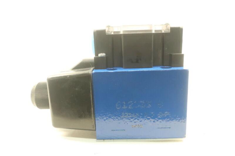 Rexroth R978908934 4WE10D40/CW110N9DAW Hydraulic Control Valve 120v-ac