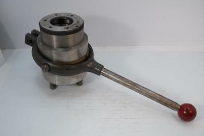 Excellent Pratt Burnerd Lc15 Multisize Lever Operated Collet Chuck. D1-4 Mount.