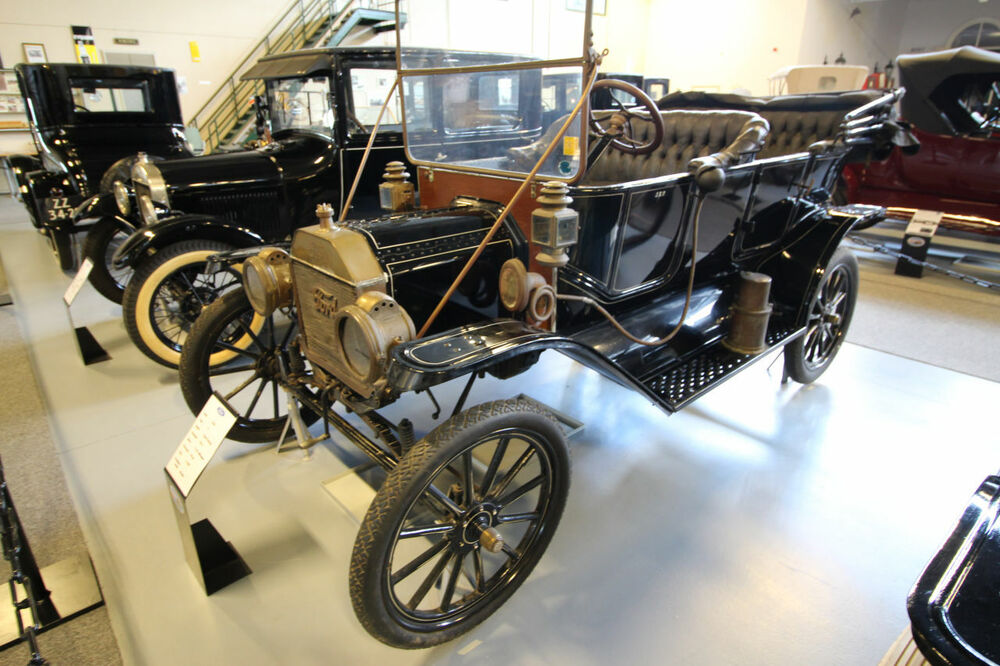 Ford T Open Touring 1912