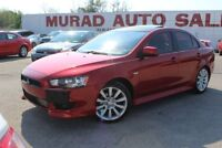 2010 Mitsubishi Lancer !!! LEATHER HEATED SEATS !!! Oshawa / Durham Region Toronto (GTA) Preview