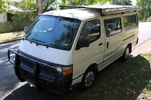 Toyota Hiace Campervan 1992 Diesel Manly Brisbane South East Preview