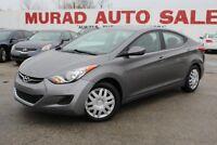 2013 Hyundai Elantra Oshawa / Durham Region Toronto (GTA) Preview