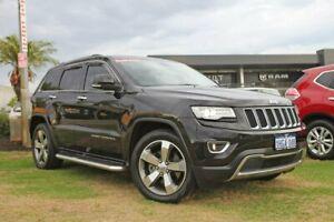 2014 Jeep Grand Cherokee WK MY2014 Limited Black 8 Speed Sports Automatic Wagon Wangara Wanneroo Area Preview