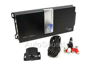 Soundstream PN5.640D Small Nano 640 W 5-Channel Car Motorcycle Audio Amplifier