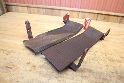 Vintage Ford 8n 9n 2n Tractor Parts Foot Rest Steps