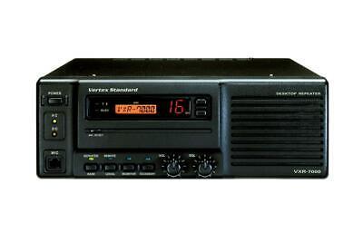 Vertex Standard Vxr-7000 Uhf Repeater 450-480mhz 40 Watt 16 Ch