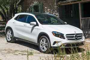 Mercedes GLA 250 4Matic + Premium Package 125$/semaine !!!