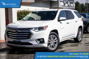 2018 Chevrolet Traverse High Country Navigation, Heated Seats...