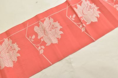 Japanese Vintage Kimono  Nagoya Obi /Silk/kimonomtfuji 3nfuji12140 for sale  Shipping to United States
