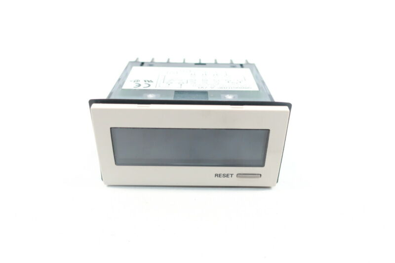 Omron H7HP-A/V1 Totalizer Counter 100-240v-ac
