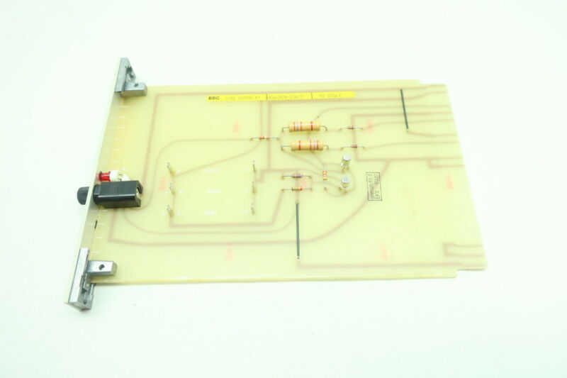 Abb GJR2240900-R1 XV370A-E Pcb Circuit Board