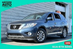 2015 Nissan Pathfinder *SL*AWD*CUIR*7 PASSAGERS*CAMERA*