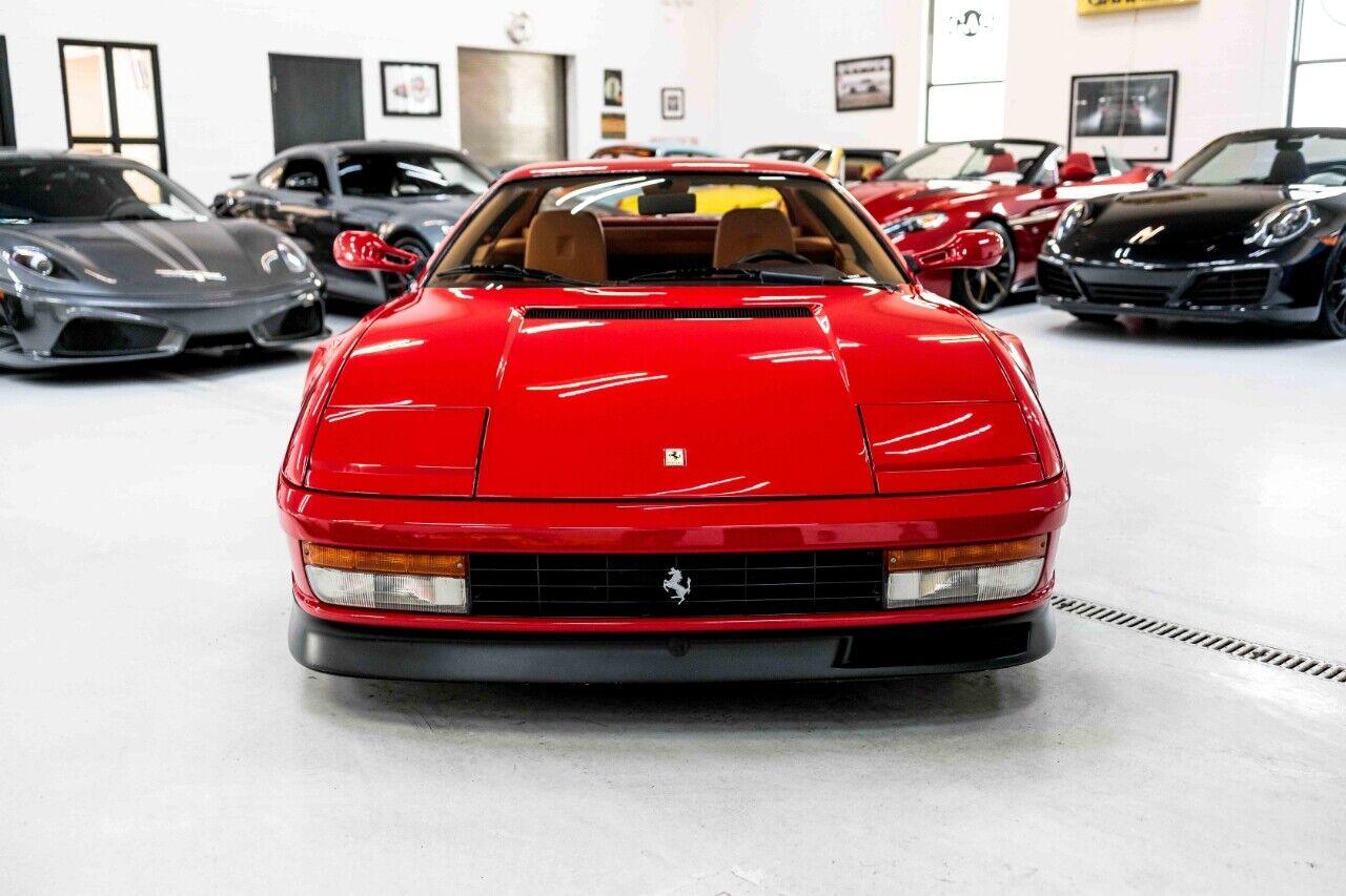 1990 Ferrari Testarossa 2 Door